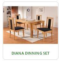 DIANA DINNING SET